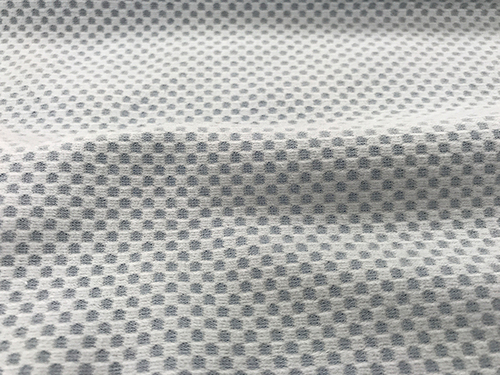 3D TRICOT BRUSHED POLYESTER  |布料|經編刷毛網布